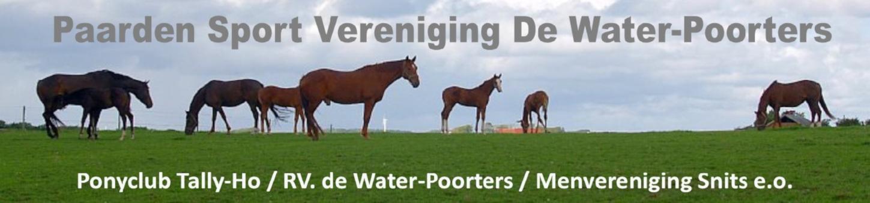 Welkom bij Paarden Sport Vereniging de Water-Poorters